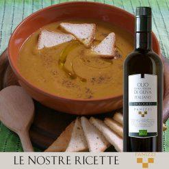 Huie d'olive extra vierge Bio Panizzi