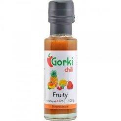 Sauce piment fruitée 4/10 - Gorki Chili - Pauline&Olivier