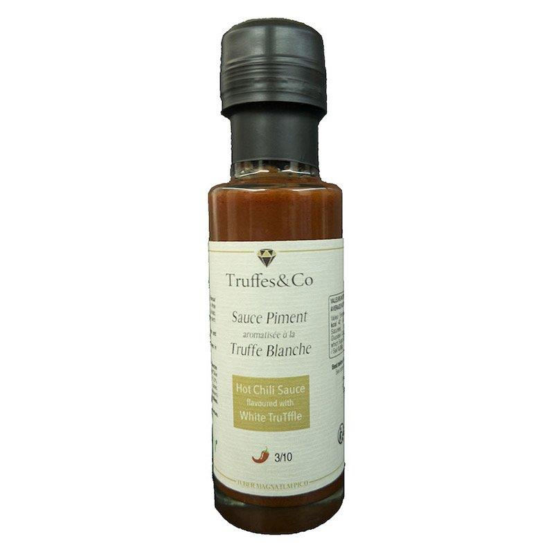 Sauce Pimentée aromatisée à la Truffe Blanche By Truffes&Co