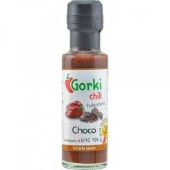 Sauce Piment Chocolat 6/10 - Gorky Chili - Pauline&Olivier