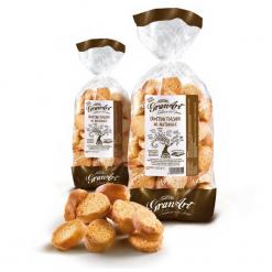 Mini crostini - Albero del Pane - Pauline&Olivier