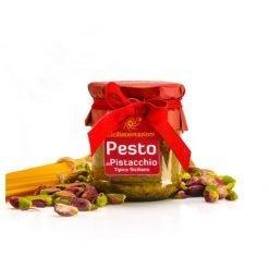 Pesto de Pistaches - Sicilia Tentazioni - Pauline&Olivier