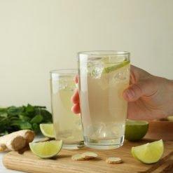 Limonade Ginger Beer - Tomarchio - Pauline&Olivier